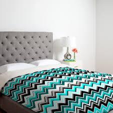 Black And Teal Comforter Beds Polyvore