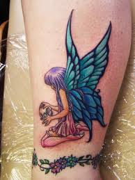 angel butterfly tattoo picture u0026 designs