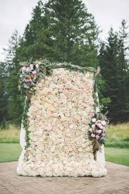 decor wonderful wedding flower wall paper flower wall decoration