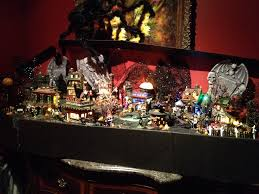 miniature halloween village halloween village pinterest not until