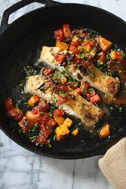 provencal cuisine fish with tomatoes and olives healthy recipes sbs food