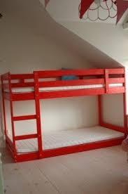 Mydal Bunk Bed Frame Lower Bunk Beds Foter