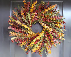 decorations leaves handicraft wreath decoration for thanksgiving