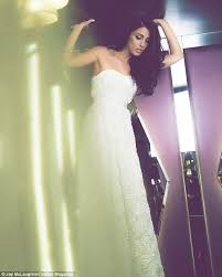 Wedding Dresses In The Uk Jessica Lowndes Embraces Her Quirky Side In Whimsical New Shoot