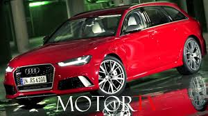 2017 audi rs6 avant performance l beauty shots youtube