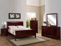 louis phillip cherry bedroom set katy furniture