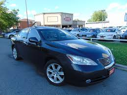 2007 lexus sedan for sale used 2007 lexus es 350 for sale toronto on
