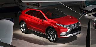 mitsubishi crossover models confirms brand new premium suv model line for 2017