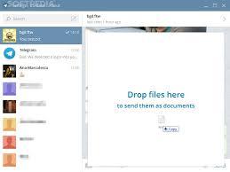 how do you send a telegram telegram desktop review privacy driven and cross platform im