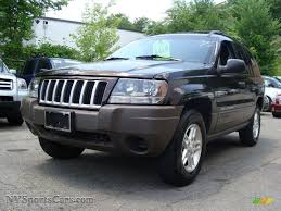 2004 jeep grand cherokee laredo 4x4 in brillant black crystal