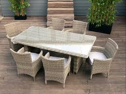 mobilier de jardin en solde salon de jardin résine tressée portefino prix soldes delamaison