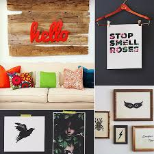 How To Decorate A Wall by How To Decorate Your Walls Popsugar Home