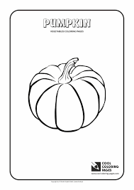 pumpkin coloring page cool coloring pages