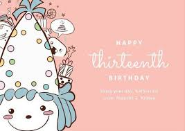 birthday card templates birthday card templates canva cards