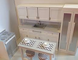 dolls house kitchen furniture 127 best doll house images on miniature furniture
