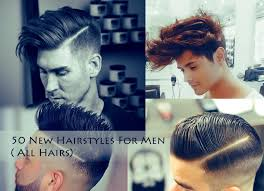 50 new hairstyles for men for all hair types 2016 youtube