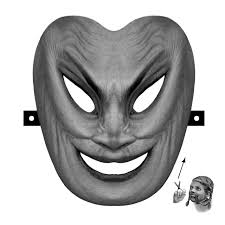 halloween mask vine mask zesty bagatelles