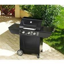 cuisiner avec barbecue a gaz barbecue à gaz avec couvercle de cuisson harlem point vert unicor