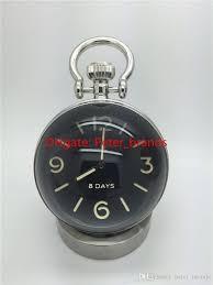 mechanical desk clock 2018 high quality mechanical manual desk clock luxury style