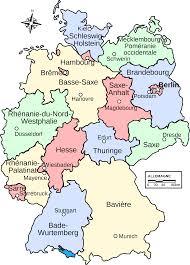 Munich Germany Map by