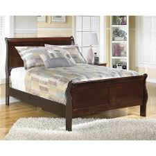 bedroom king size sleigh bed frame sleigh bed frame made from