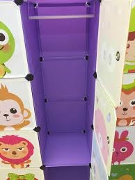 Home Decor Direct by Bed Room Furniture Land Direct Purple Childrens Storage Wardrobe