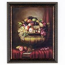 home interior picture frames majestic fruit framed with glass 29 1 2 x 35 1 2 inches on sale