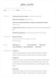 curriculum vitae for job application pdf resume template for job application java developer sle