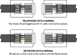 wiring network interface device phone diagram schematic