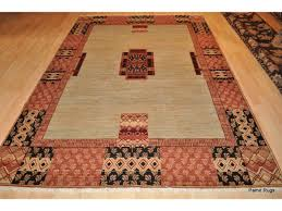 elegant persian gabbeh rug perfect for your living or dining room