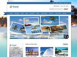 wordpress travel theme responsive travel directory theme 2017