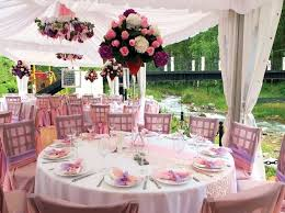 table wedding decorations idea innovative centerpieces ideas for