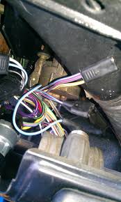 need assistance in identifying under dash wire harness wires