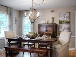 farm style dining room table home interior design ideas