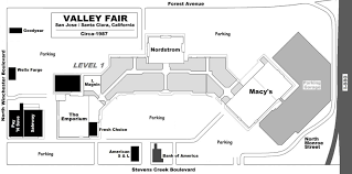 New Orleans Fairgrounds Map by Mall Hall Of Fame May 2008