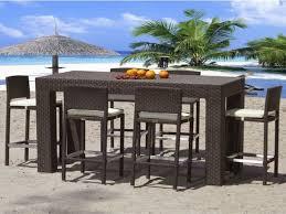 Outdoor Patio Decor by Furniture Design Ideas Bar Style Outdoor Patio Furniture Free