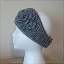 headband ear warmer ravelry knit look headband ear warmer pattern by tina rodriguez