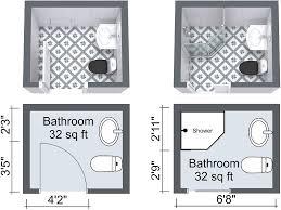 Smallest Powder Room - small half bathroom plan inspiring with image of small half