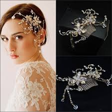 197 best wedding hair jewelry images on wedding hair