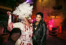 halloween horror nights lady luck star shots megan fox u0026 more celebs star magazine