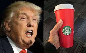 boycott starbucks their anti festive cups says