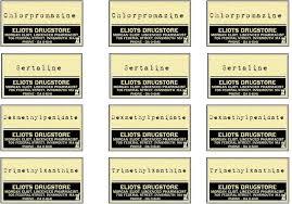 printable halloween specimen jar labels propnomicon lovecraftian pharmacy labels arkham and miskatonic