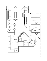 Internet Cafe Floor Plan by Senior Apartment Community In Harford County Md Perryman