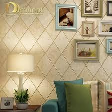 aliexpress com buy vintage american rustic plaid ceramic tile