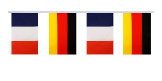 International Bunting Flags France Germany Friendship Bunting Flags 5 9 X 8 65 Inch Best