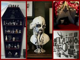 goth room gothic halloween decor ideas goth room decor inspiration youtube