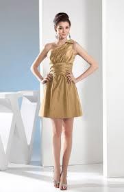 gold color bridesmaid dresses gold color cocktail dresses taffeta uwdress