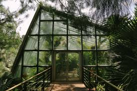 the coolhouse at singapore botanic gardens by ianception via