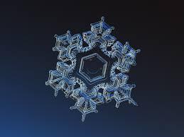12 stunning snowflake photos you won u0027t believe were taken by an