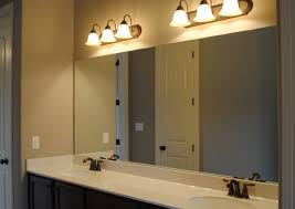 lighting bathroom light mirror lovable contemporary bathroom